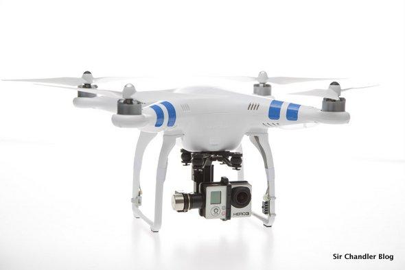 Los drones llegaron para quedarse