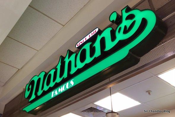 Los panchitos de Nathan`s en USA: palabras mayores