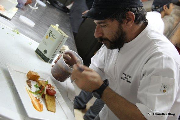 El restaurant Siete Cocinas de Mendoza