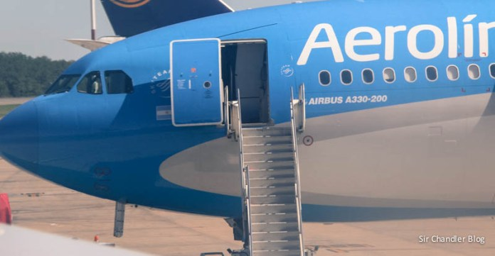 Aerolíneas Argentinas baja una frecuencia a Nueva York