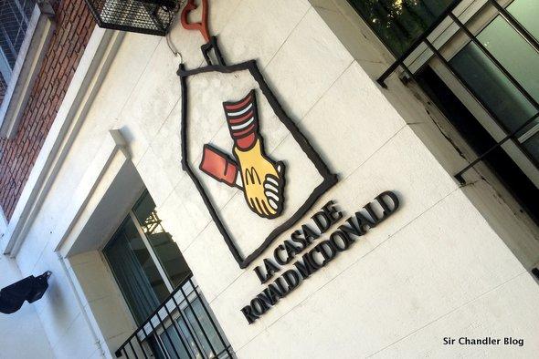 Conociendo la casa Ronald McDonald