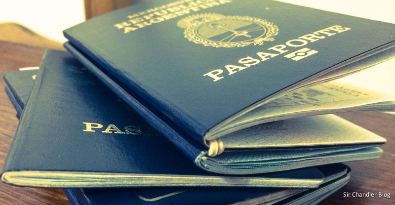 pasaportes