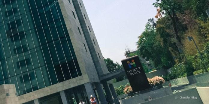El Hyatt Place de Vitacura en Santiago de Chile