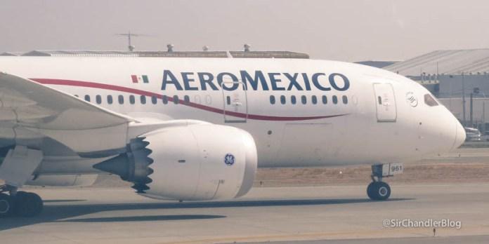 Aeroméxico programó el 787 a Ezeiza desde abril
