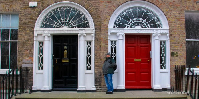 Las puertas de Dublín
