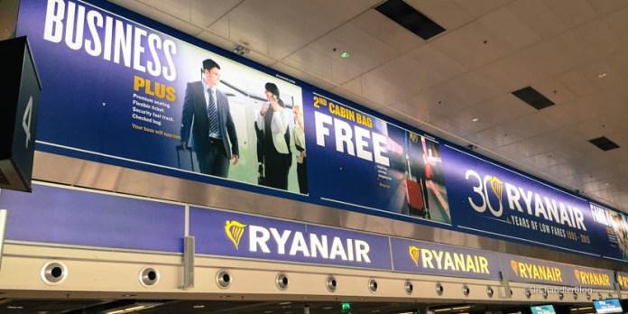Y los reventados de Ryanair lo volvieron a hacer…