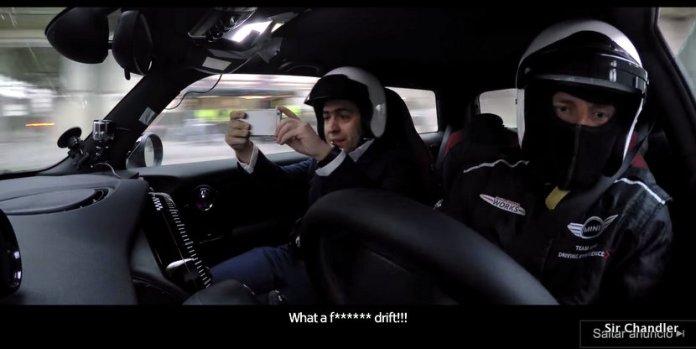 Blogueros, periodistas, publicitarios… genial campaña de un auto en Francia