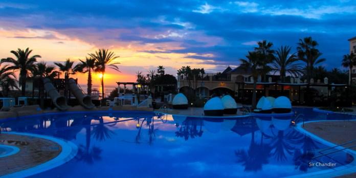 El Marriott's Marbella Beach Resort