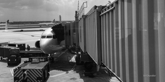 Volando de Nueva York a Chicago con American Airlines