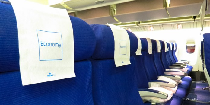 De Amsterdam a Ezeiza en un triple siete de KLM