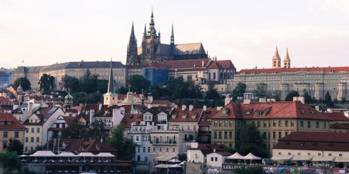 La hermosa Praga (I/II)