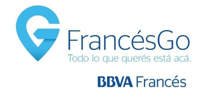 La aplicación FrancesGo para cliente y no clientes del BBVA Banco Francés