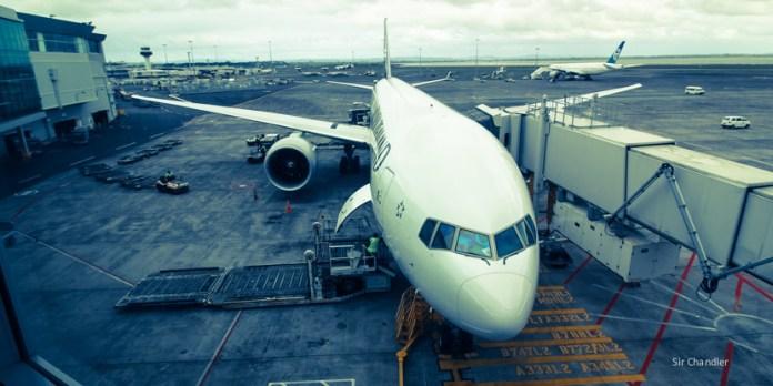 Volviendo desde Auckland en Premium Economy de Air New Zealand