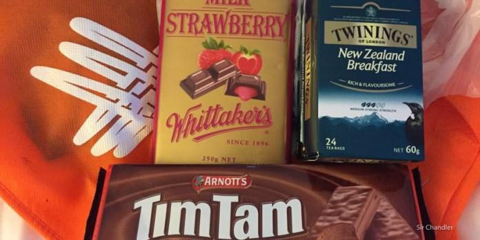 Recorriendo supermercados en Nueva Zelanda