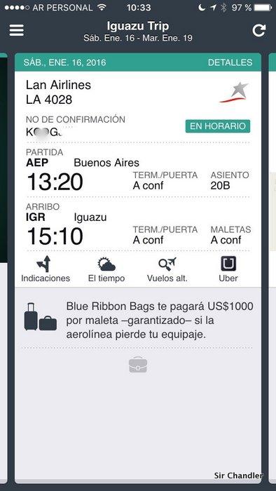 tripcase-vuelos-programados