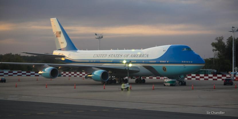 G20: la operación de Aeroparque, El Palomar y Ezeiza