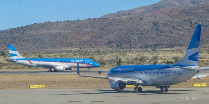 Los nuevos vuelos de Aerolíneas Argentinas