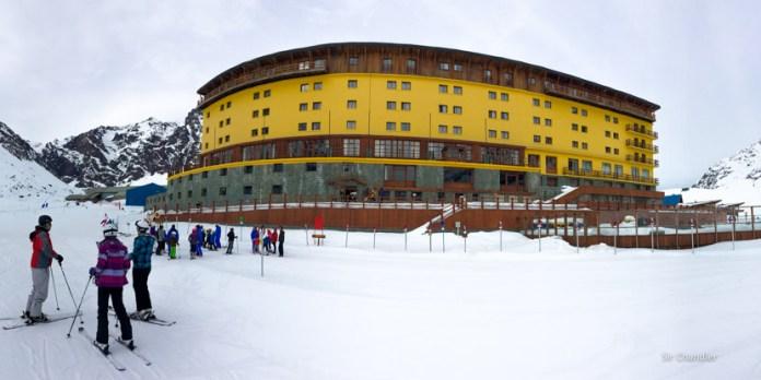 El hotel de Portillo