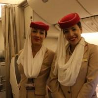 Datos de los cinco años de Emirates en la Argentina (y de argentinos en Emirates)