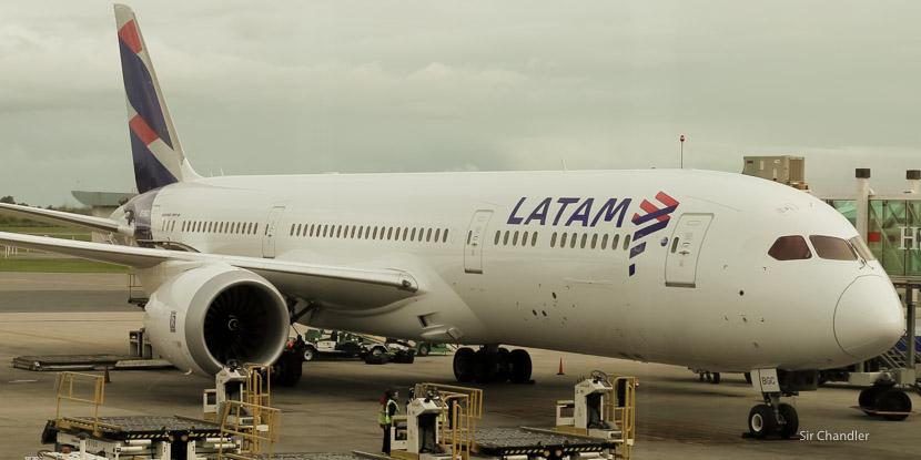 El vuelo LA532 de Buenos Aires a Nueva York de LATAM