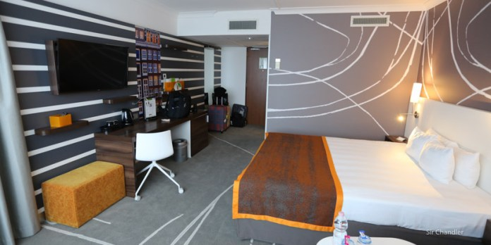 El Holiday Inn Amsterdam
