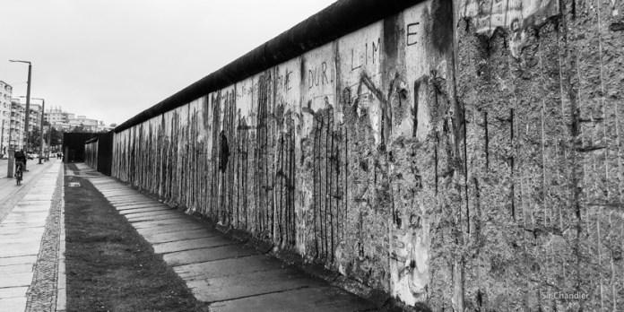 Conociendo la historia de los escapes bajo el muro de Berlín