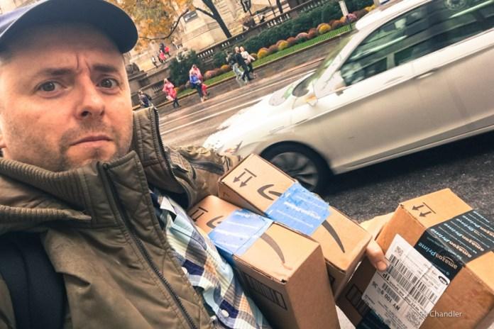 Amazon le saca el IVA al enviar a un courier en Estados Unidos