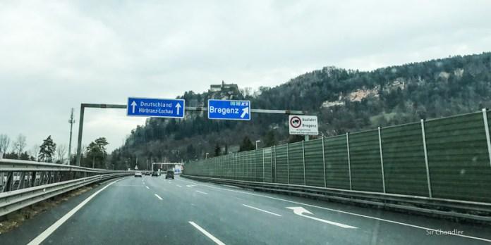 Las autopistas alemanas y su NO límite de velocidad