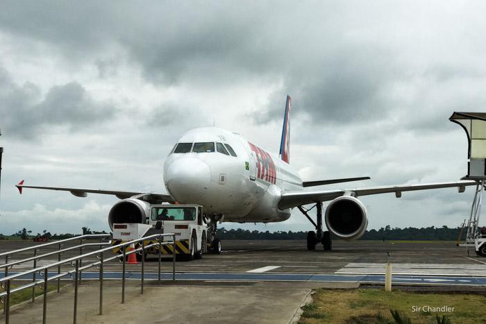 LATAM Brasil volará directo a Bariloche en la temporada