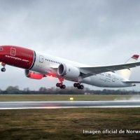 Norwegian arrancó a vender los vuelos a Londres