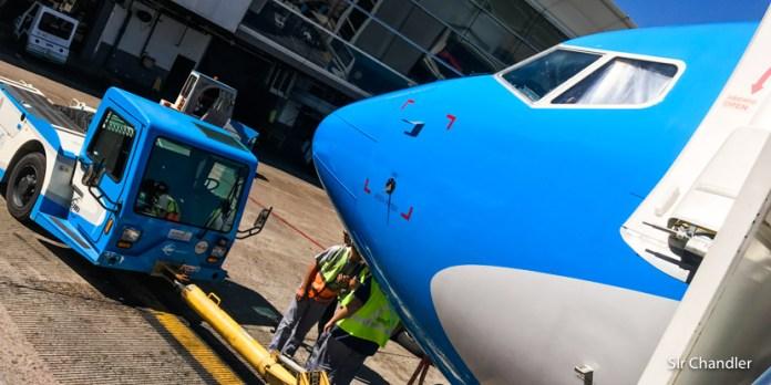 Visita al Centro operacional de Aerolíneas Argentinas (I/II)
