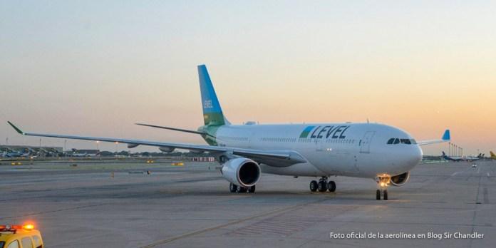 Hoy despega el primer vuelo de LEVEL a Buenos Aires