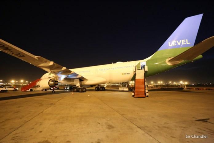LEVEL confirmó los dos vuelos especiales a Barcelona