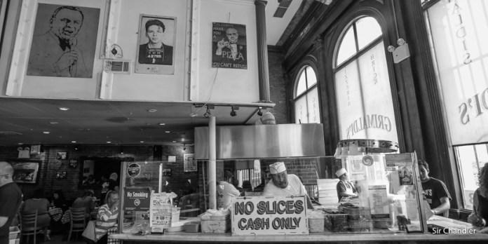 Grimaldi, la famosa pizzería de Brooklyn