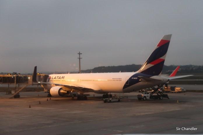 Latam dejará de volar el directo entre Buenos Aires y Bogotá