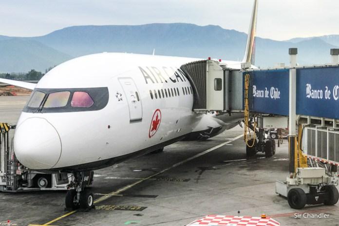 Air Canada una de cal y tres de arena