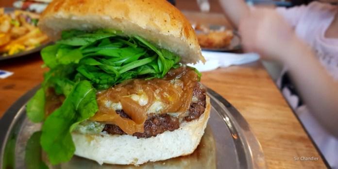 Deniro: hamburguesas de entraña en Belgrano