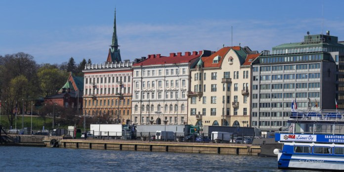 Un día en Helsinki (Finlandia)