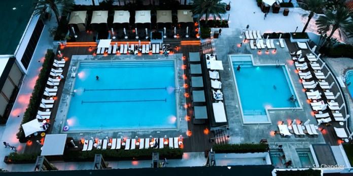 El hotel Eden Roc de Miami