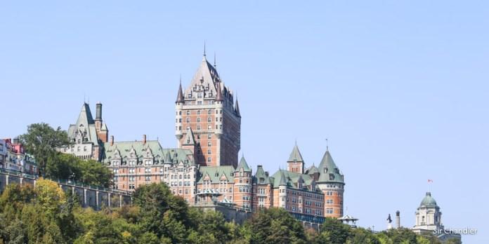 Postales de la hermosa Quebec parte I