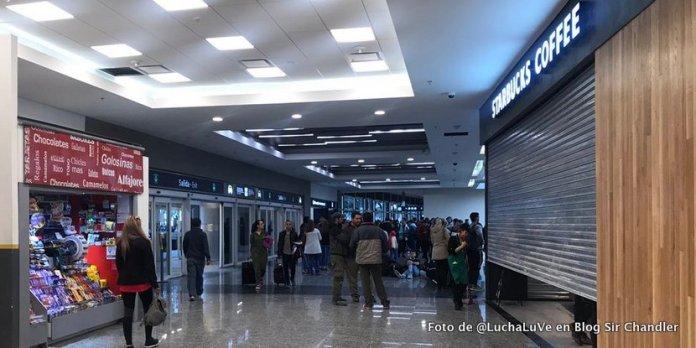 Abren un Starbucks en Aeroparque