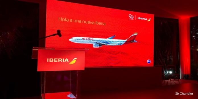 Iberia aumentará frecuencias con Buenos Aires en un año y piensa en el Airbus 350