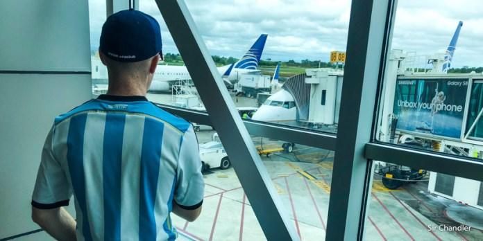 Los curiosos lugares de donde llegaron los primeros pasajeros de Copa a Mendoza