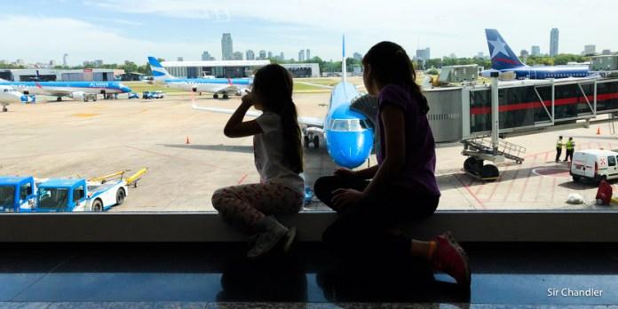 El top 20 de aeropuertos argentinos en noviembre