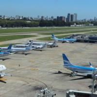 Actualidad de las líneas aéreas de la Argentina