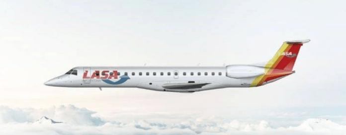 LASA promete para el 6 de julio el vuelo inaugural