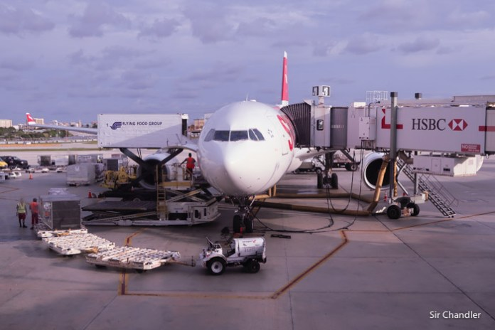 SWISS volará directo a Zurich en febrero y marzo