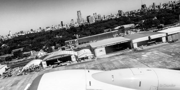 ¿Sube cualquiera a un avión en Aeroparque?