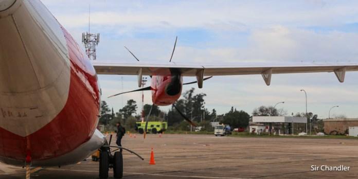 El vuelo inaugural a Santa Fe de Avianca Argentina – crónica