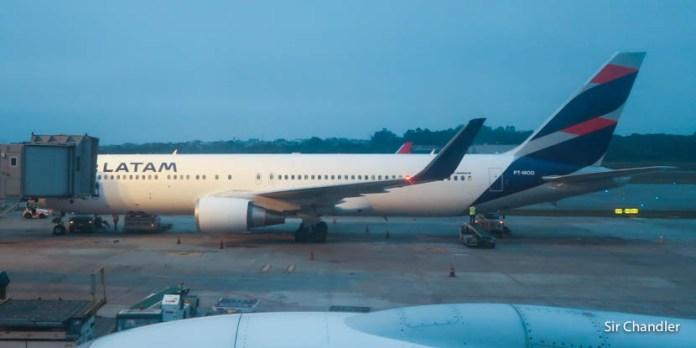 Los Boeing 767 de Latam y la limitación que se les viene encima